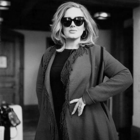 Instagram/Adele