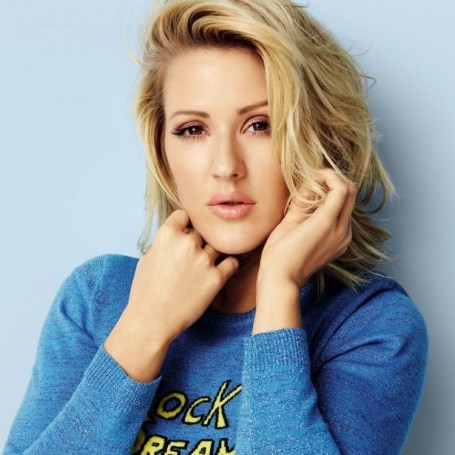 Watch: behind the scenes on our Ellie Goulding cover shoot