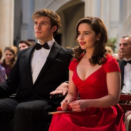 Stop everything and watch the first trailer for Me Before You
