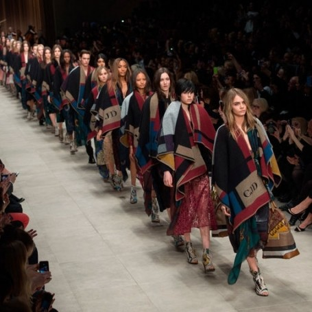 Burberry changes London Fashion Week format