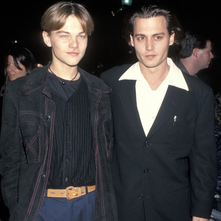 Johnny Depp used to be really mean to Leo