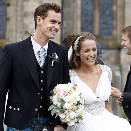 Andy Murray and Kim Sears welcome baby girl