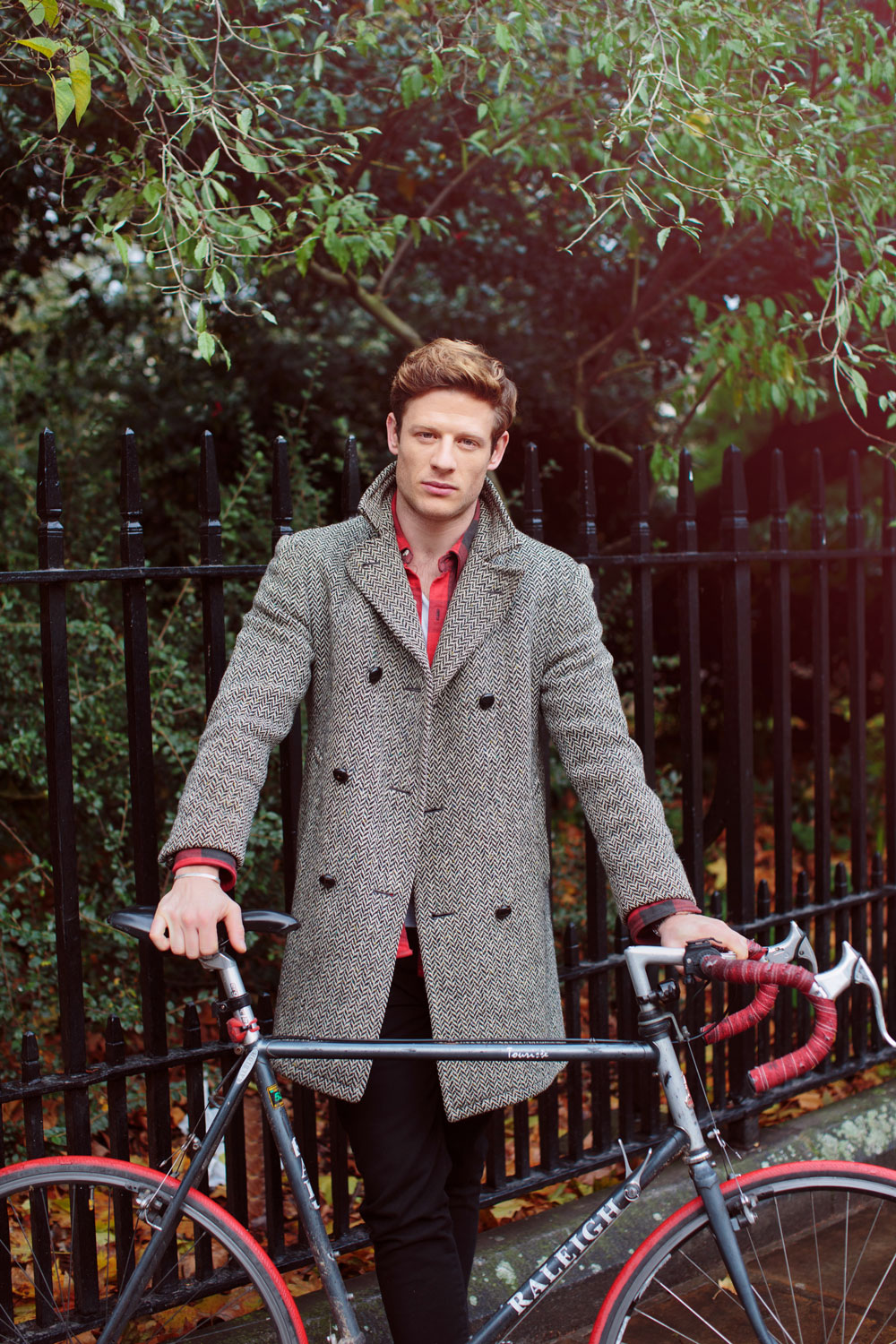 James Norton interview my favourite thing | Celebrity interviews - Red Online