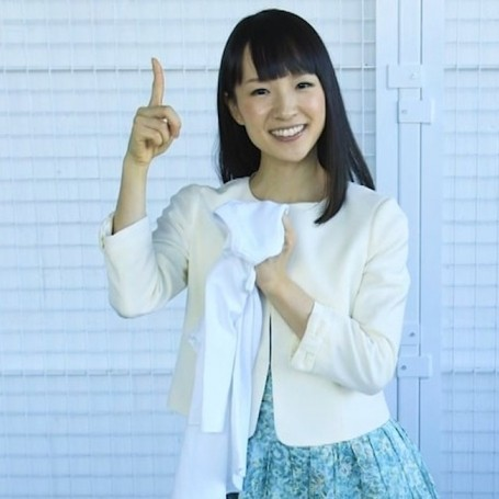 Watch: What sparks joy by Marie Kondo