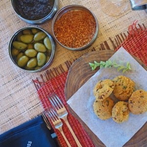 Tess Ward's Spicy Chilli Bites