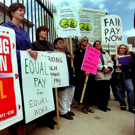 Good news: research shows the pay gap is closing