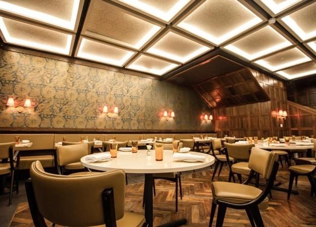 The most romantic restaurants in London
