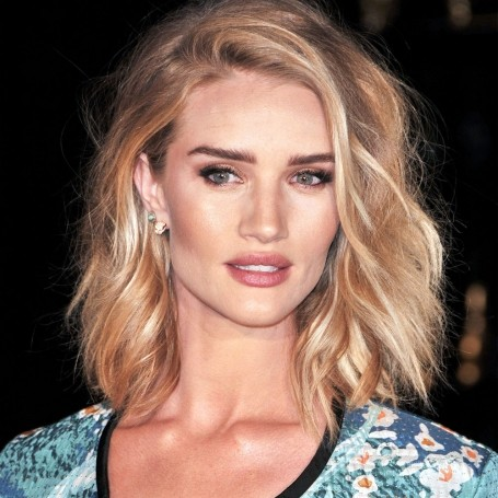 Rosie Huntington-Whiteley reveals her top beauty secrets