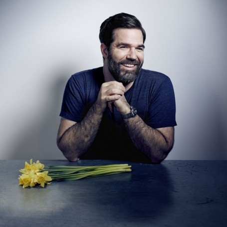 Rob Delaney: the full catastrophe