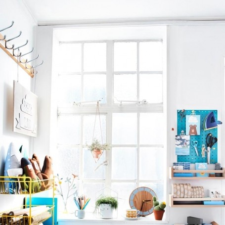 Work space style: how to create an inspiring space