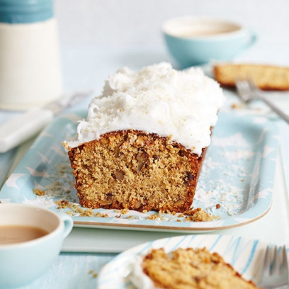 How To Decorate A Square Carrot Cake
