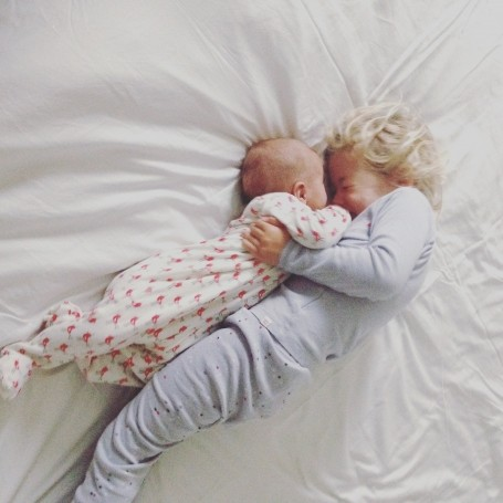 The Motherhood Diaries: The Big Baby Sleep Secret