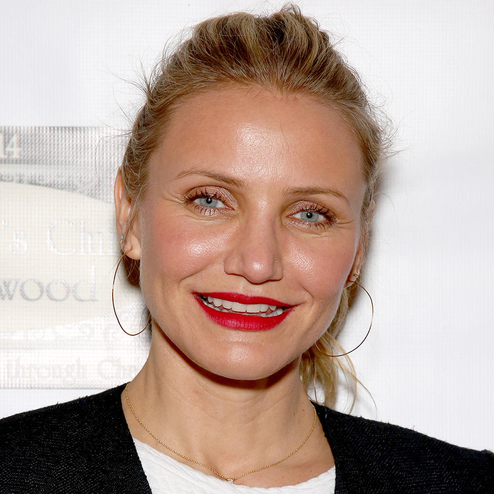 Cameron Diaz's secrets to ageing gracefully | Self | Red ...Cameron Diaz