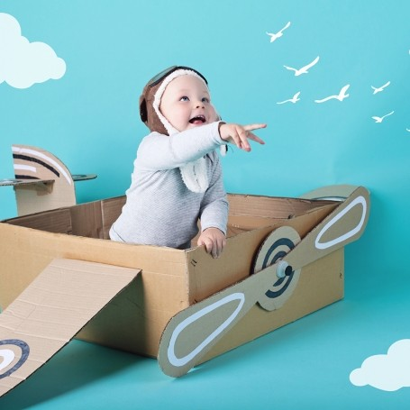 Would you put your baby to sleep in a box?