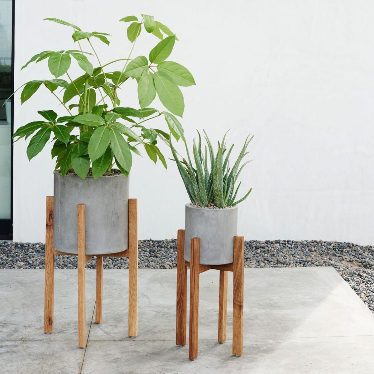 Stylish planters every home needs interiors what to for Design indoor plant pots uk
