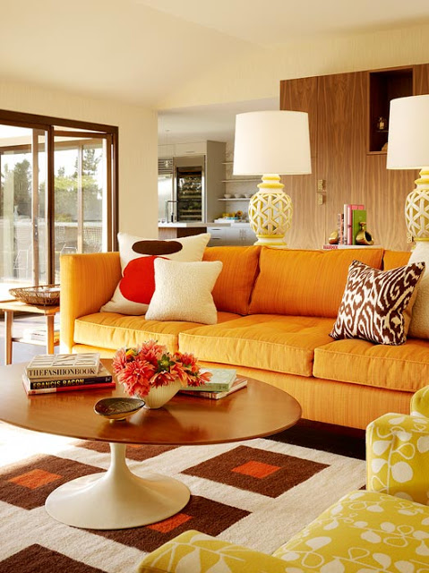 interior schemes we love inspired by the seventies