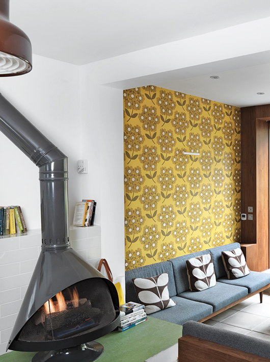 Decorate A Room Online: Interior Schemes We Love Inspired By The Seventies