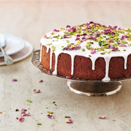 Persian Love Cake Yasmin Khan Recipes Showstopper