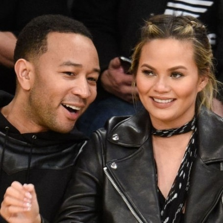 John Legend shares a gorgeous photo of his daughter