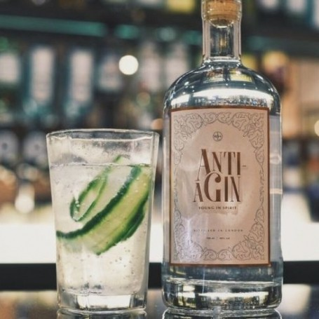 'Anti-ageing gin' is a thing