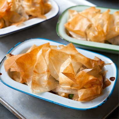 Quick chicken pot pies easy chicken recipes red online quick chicken pot pies wn forumfinder Image collections