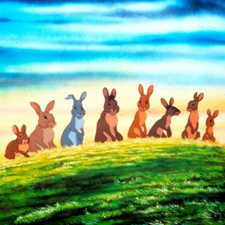 The Watership Down remake has the best cast