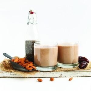 Super Powered Chocolate Shake