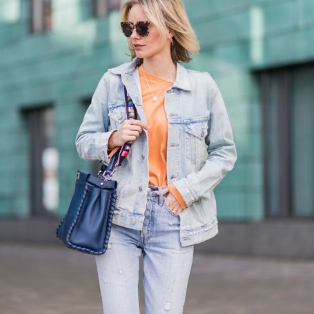 50 ways to wear denim in the summer