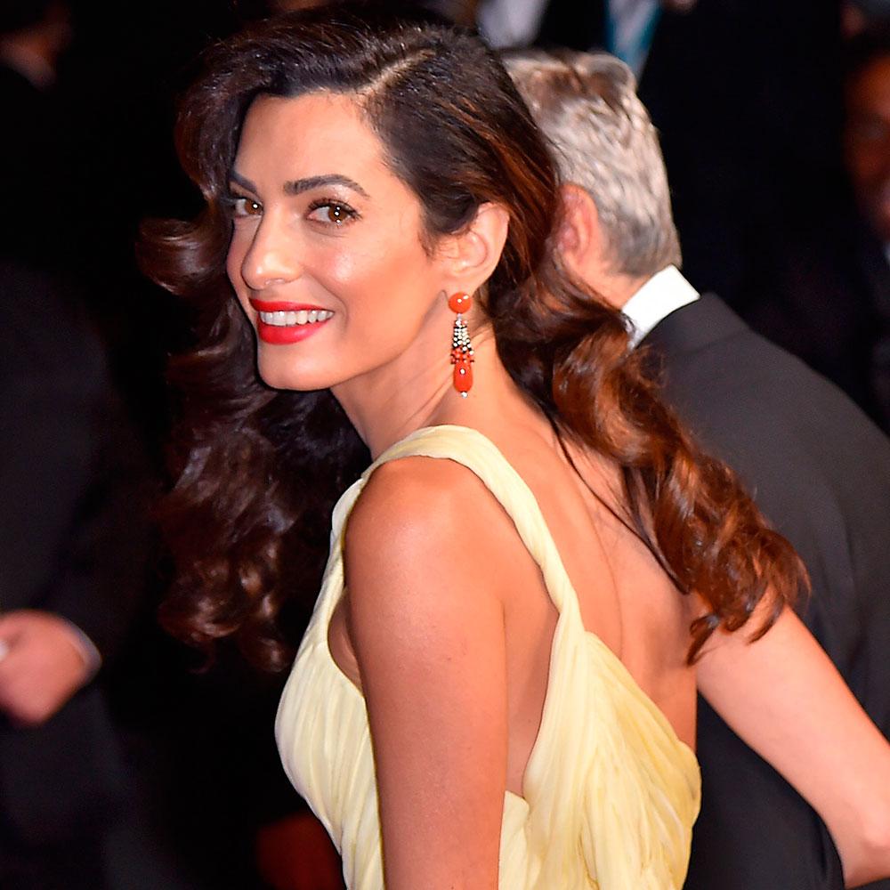 Amal Clooneys Cannes Film Festival Make up Best