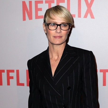Robin Wright had to fight for equal pay in House Of Cards