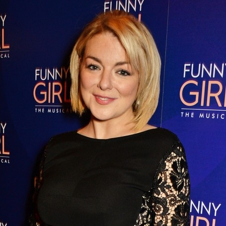 Stars rally around Sheridan Smith