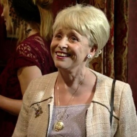 Why we're going to miss Peggy Mitchell