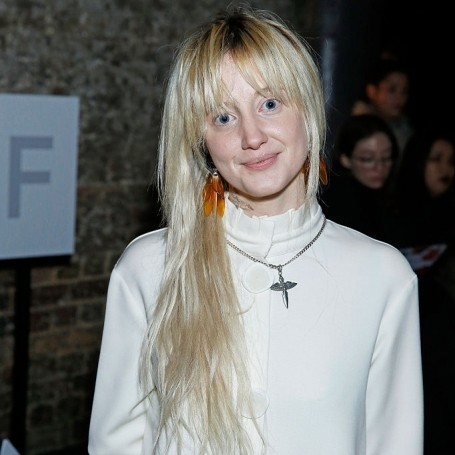 When Red met Andrea Riseborough
