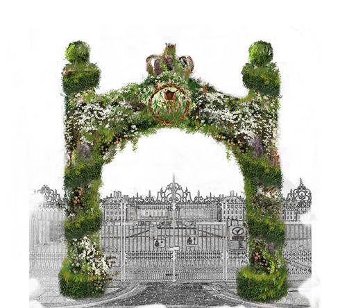 Postcode for chelsea flower show