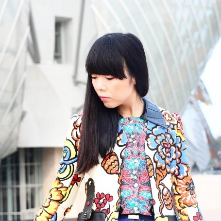 5 minutes with Susie Lau from Style Bubble