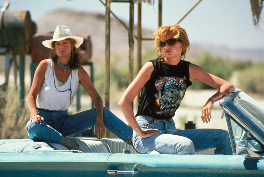Thelma Und Louise Trailer Deutsch