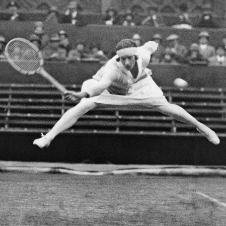 Celebrating trailblazing tennis champion Suzanne Lenglen