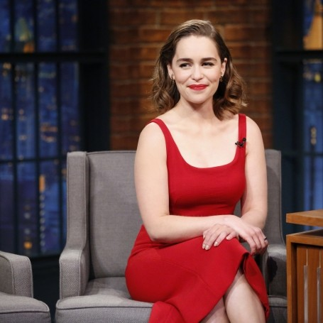 Emilia Clarke on Game of Thrones' Male Nudity: It's About Damn Time