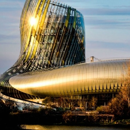 The City of Wine theme park opens in France this week