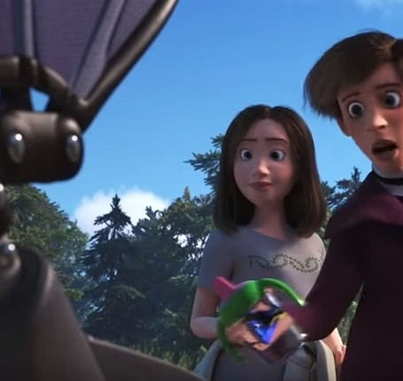 Disney Pixar includes a lesbian couple for the first time