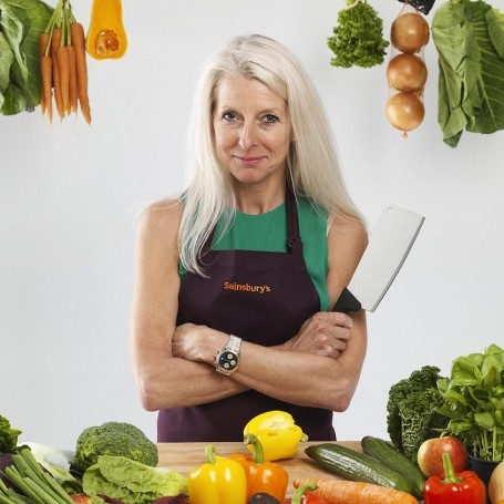 This woman will solve your vegetable woes