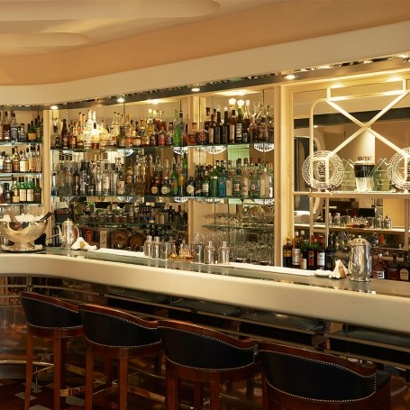 Cocktail bar review: the American Bar at The Savoy