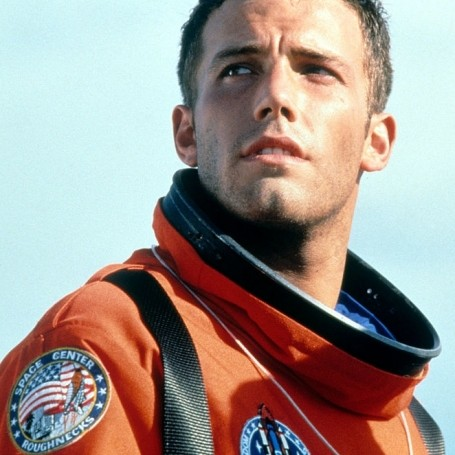 Ben Affleck watching Armageddon is genius