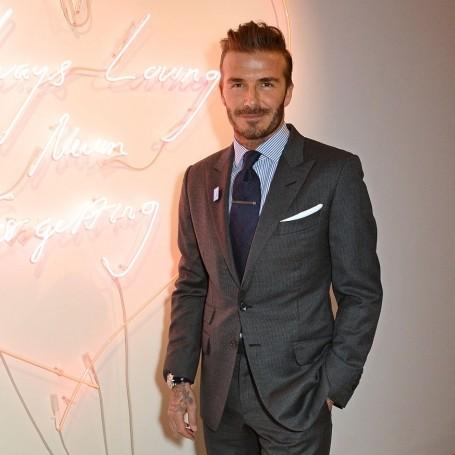 David Beckham reveals he's voting Remain