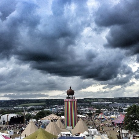 11 reasons we're thankful not to be at Glastonbury