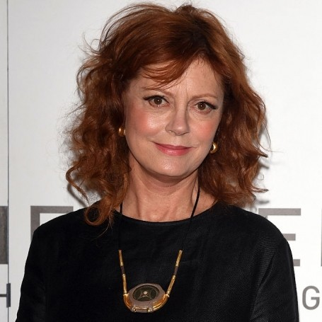 10 minutes with Susan Sarandon