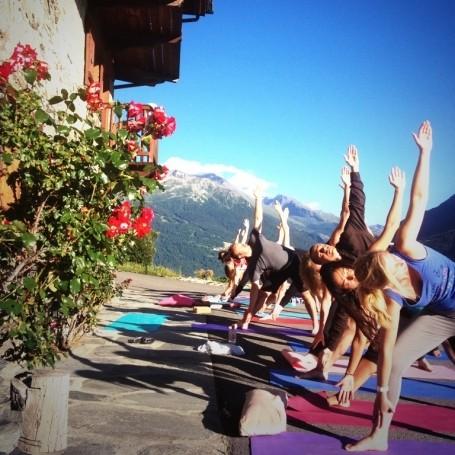 6 reviving yoga retreats in Europe