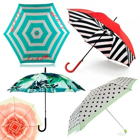 10 fancy umbrellas to cheer you up this week