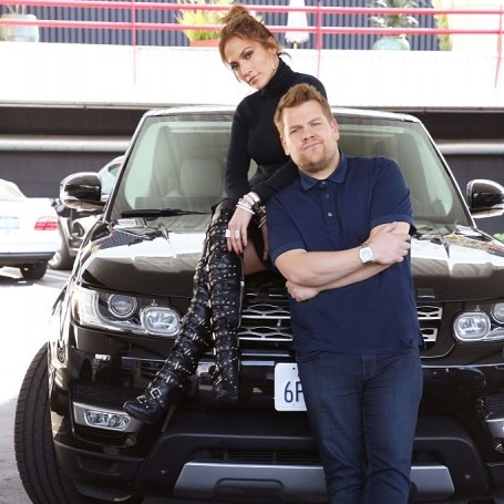 James Corden's Carpool Karaoke is coming to the UK