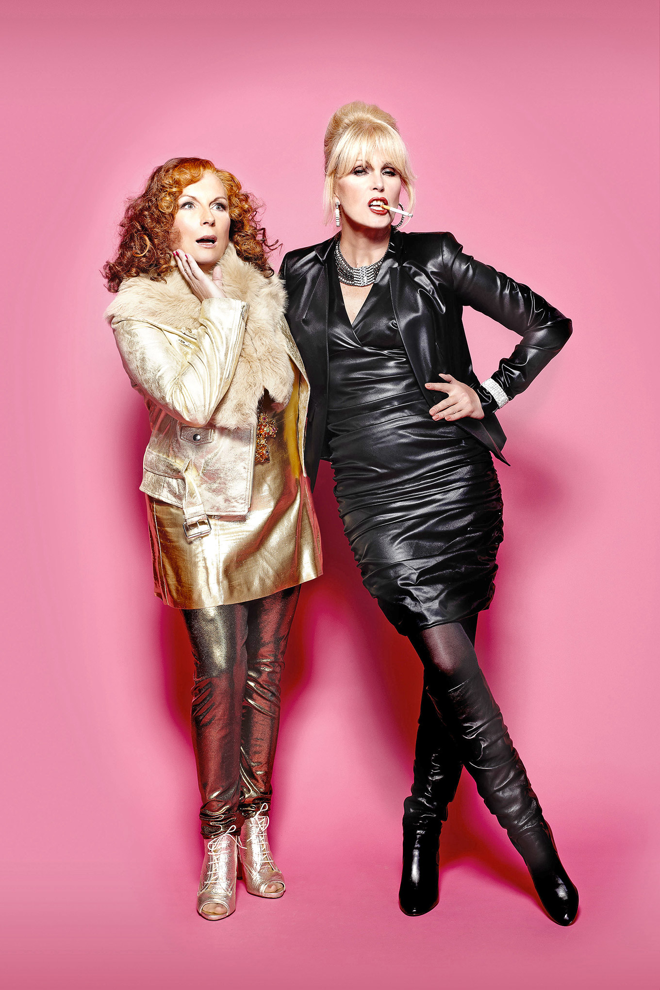 Is The Absolutely Fabulous Movie Worth Watching Red Online